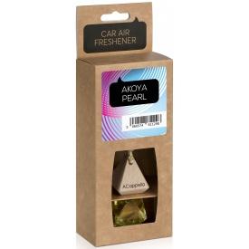 Ароматизатор для авто ACappella жидкий в стекле Жемчужина Акоя, цитрусово-древесный (5060574611298)
