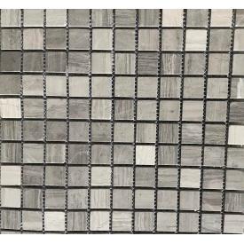 Мармурова мозаїка VIVACER SPT127 23х23 мм