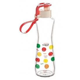 Бутылка для воды Sarina с ремешком 250 мл (S-730-1)