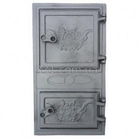 Дверка спаренная Импекс Групп Вышиванка 265х480 БТ (IMPA254)