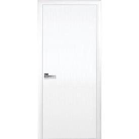 Дверное полотно Новый стиль Колори СТАНДАРТ белый 800 мм ПВХ DeLuxe