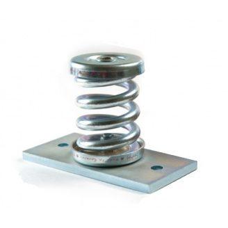 Цельнометаллический пружинный виброизолятор Vibrofix Spring 1 SD-7