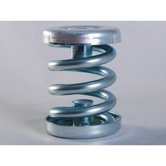 Суцільнометалевий пружинний віброізолятор ISOTOP SD 3
