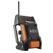 Радіоприймач AEG BR1218C-0 12/18В/220В