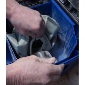 Мішок-пилозбірник тканинний Scheppach для HD2p-3906307701