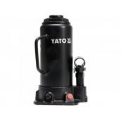Домкрат гідравлічний стовпчик YATO 10 т 230 - 460 мм