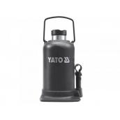 Домкрат гідравлічний стовпчик YATO 5 т 212-468 мм