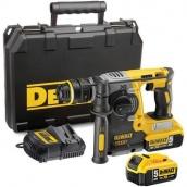 Акумуляторний перфоратор SDS-Plus DeWALT DCH273P2