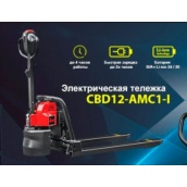Електричний візок HC CBD12-AMC1-I