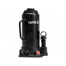 Домкрат гидравлический столбик YATO 10 т 230 - 460 мм