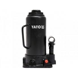 Домкрат гидравлический столбик YATO 12 т 230-465 мм