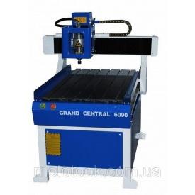 Фрезерний плотер гравера CNC-Technologies GRAND CENTRAL 6090
