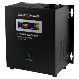 Источник бесперебойного питания ИБП LOGICPOWER LPA-W-PSW-500VA (LP7145)