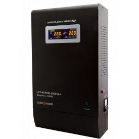 Источник бесперебойного питания LogicPowerLPY-W-PSW-5000VA 3500Вт 10A/20A