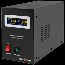 Источник бесперебойного питания ИБП Logicpower LPY - B - PSW-1500VA+ (1050Вт) 10A/15A
