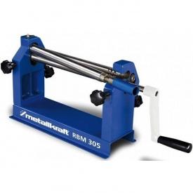 Настільний вальцювальний верстат Metallkraft RBM 305