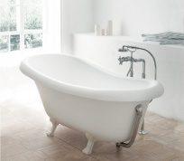 Что лучше, чугунные или акриловые ванны?