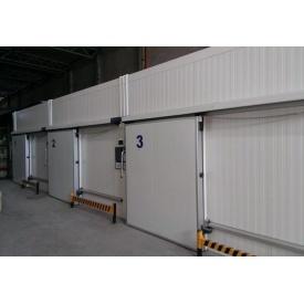 Комплектация камер хранения холодильным оборудованием ICOOL 50-1000 м2