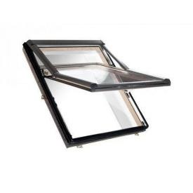 Мансардное окно Roto Designo R75H WD 05/07 65х140