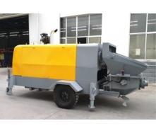 Дизельный бетононасос LV-HBT-40/14 RS 45 м3/ч