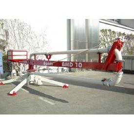 Мобильная бетонораздаточная механическая стрела BMD 10