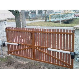 Автоматика для распашных ворот FAAC 412