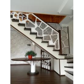 Изготовление лестницы из бука