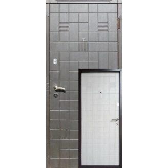 Двери входные Redfort КАСКАД Оптима плюс венге/дуб немо латте 870х2060 мм