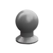 Бетонний шар Золотий Мандарин Сфера 440мм Сірий
