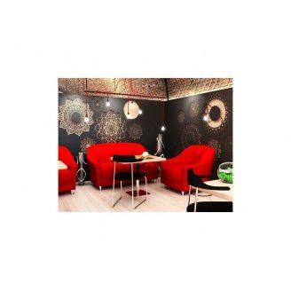 Комплект двойка Маэстро Софино диванчик и кресло
