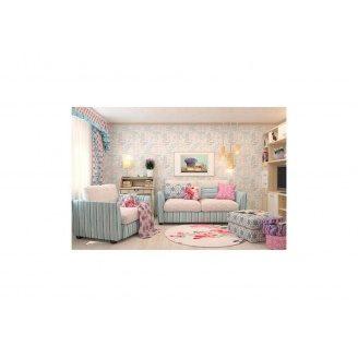 Комплект мягкой мебели двойка Barcelona SOFYNO