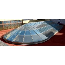 Скляний дах системи Аluprof MB-SR 50