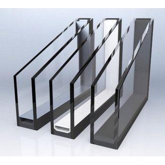 Cтеклопакет с закаленным стеклом
