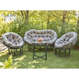 Садовая мебель из ротанга Фемели