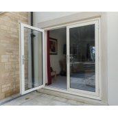 Алюмінієві двері Alutech W62
