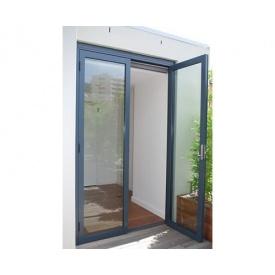 Алюминиевые двери Reynaers Concept System 24 Steel Look