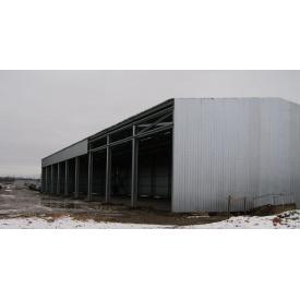 Проектирование складских комплексов из металлоконструкций