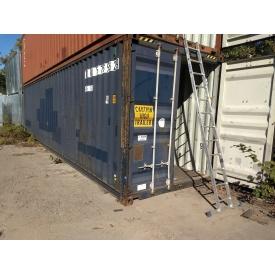 Стандартний морський контейнер 40 HC 12,19х2,89х2,43 м