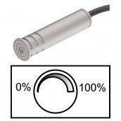 Регулятор яркости пластиковый серебряный 13х60 мм Hafele
