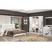 Спальня Меблі-Сервіс Єва біла