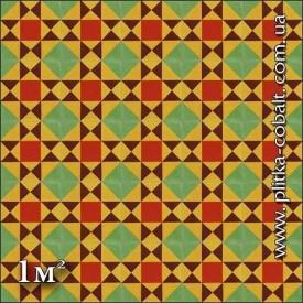 Декоративная плитка ручной работы CUBIAN COLOR