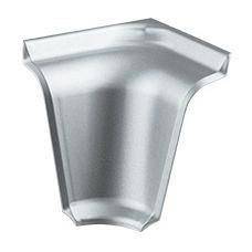 Бортик Korner LB37 внутренний стык алюминий 210