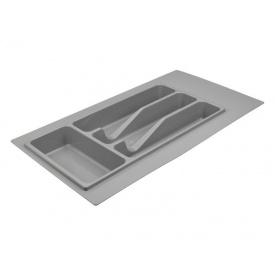 Пенал для посуды серый 270 мм Volpato Italy