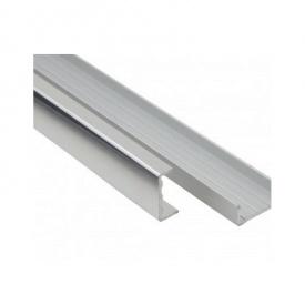 Профиль C 17 алюминиевый фасадный 17х3000 мм Linken System