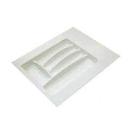 Пенал для посуды белый 400-450 402х498х46 Hafele