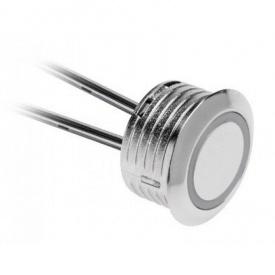 Выключатель сенсорный с регулятором яркости хром GTV 12-24 V