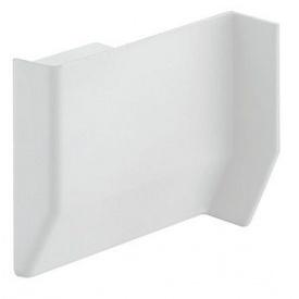 Заглушка для навеса 27090 белая левая Camar