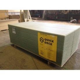 Строительные плиты QUICK DECK 2440x600x16мм