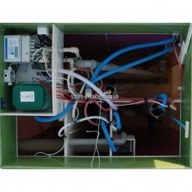 Станція очищення стічних вод ТОПАС automatic 100 PF
