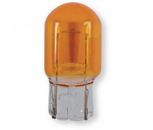 Лампа накаливания 12V W3x16d 21W оранжевая 1 шт